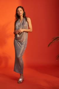 4LARA Ibizan Jersey Dress